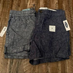 2 New Pairs of Old Navy Shorts